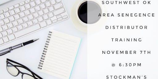 SouthWest OK Area SeneGence Distributor Training