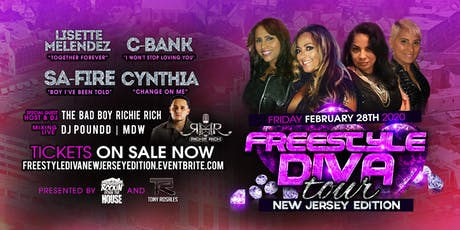 Freestyle Diva Tour (New Jersey Edition) tickets