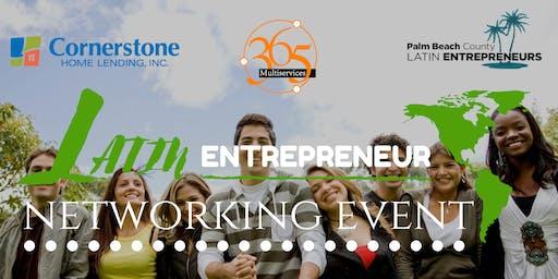 Off the clock Social Mixer: Latin Entrepreneur Networking Event