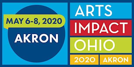 Arts Impact Ohio 2020 tickets