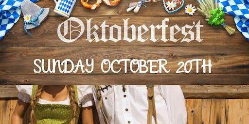 Oktoberfest at The Market Bistro!