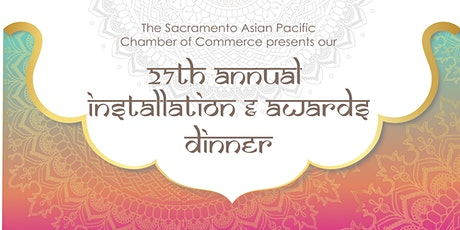 27th Annual Installation and Awards Dinner tickets
