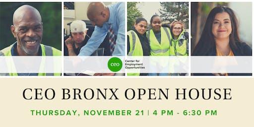 CEO Bronx Open House & Ribbon Cutting