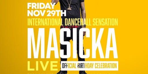 Masicka Live | Official Toronto Birthday Celebration