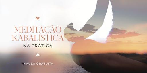 Seminário Meditação Kabalistica | Novembro de 2019 | SP