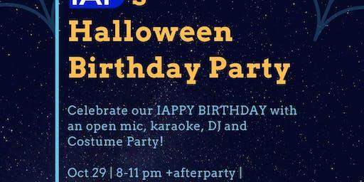 IAP's Halloween Birthday Party