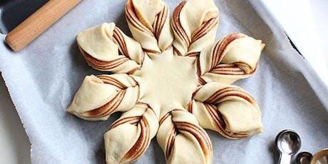 Holiday Star Bread Baking Class tickets