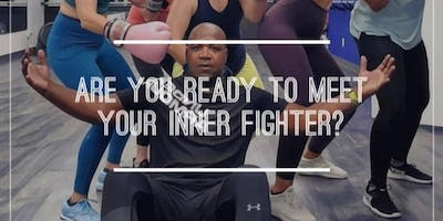 Tues + Thurs: Women's Fighter Fit Camp w/Mark