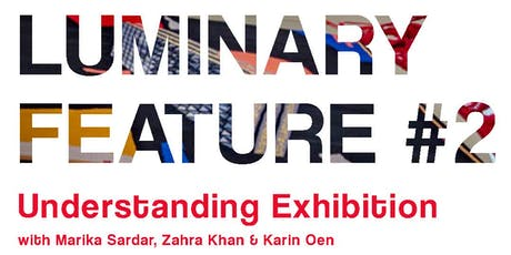 GWKL 2019 Luminary Feature 2: Understanding Exhibition Saturday, November 16th  tickets