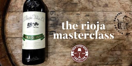 The Rioja Masterclass, featuring La Rioja Alta and Lopez de Heredia