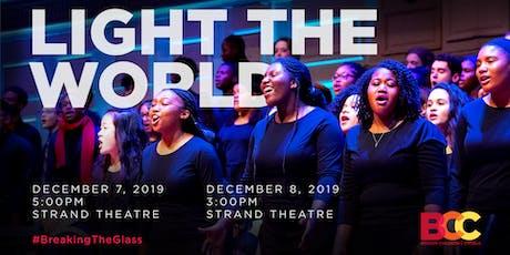 Light the World (Saturday Performance) tickets