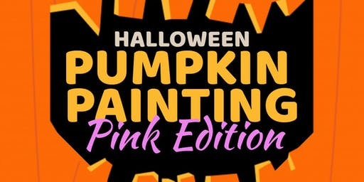 Aqua Club Pumpkin Painting