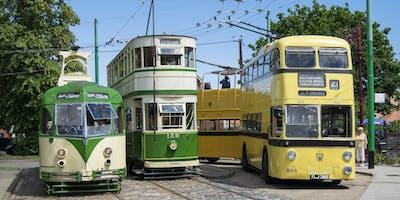 East Anglia Transport Museum Photo Walk