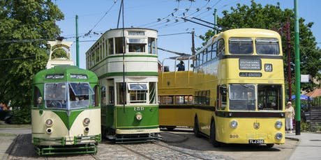 East Anglia Transport Museum Photo Walk tickets