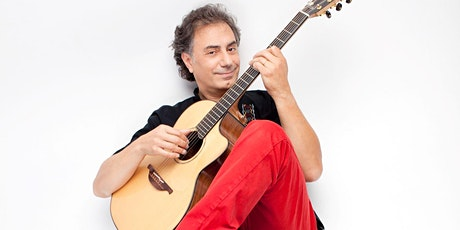 Pierre Bensusan tickets