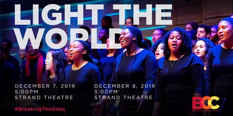 Light the World (Sunday Performance) tickets