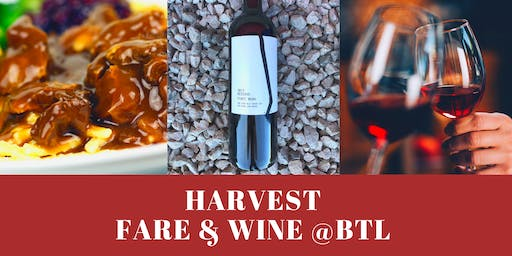 Harvest Fare & Wine
