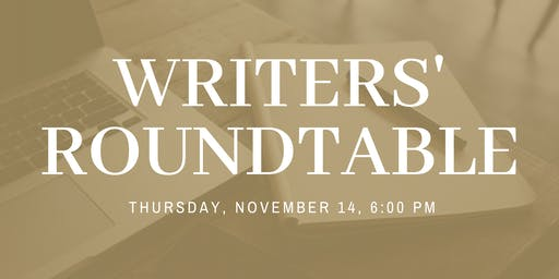 Writers' Roundtable: Creative Writing Workshops, What Works and What Doesn't?