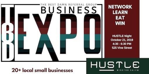 Business Expo | HUSTLE Night