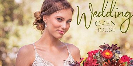 Wedding Open House tickets