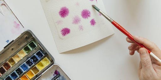 Watercolor Painting Class
