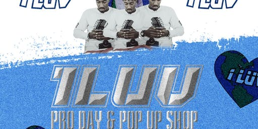 1LUV PRO DAY & POP UP SHOP