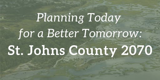 St. Johns County 2070 - North