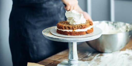 Naked cake aux fruits d'automne