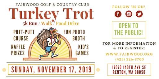 Fairwood Golf & Country Club Turkey Trot 5K