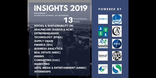 Schulich Insights Conference - 2019