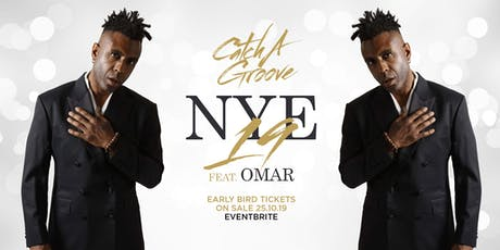 Catch A Groove - New Years Eve with Omar tickets