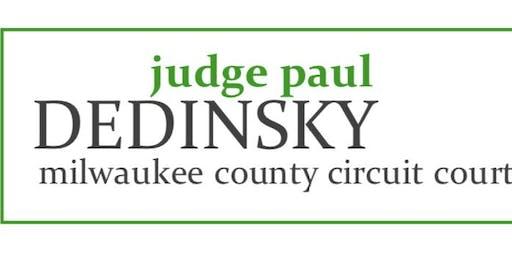 Support Judge Paul Dedinsky