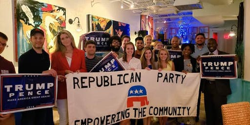 MAGA Meet-UP Social with Young Republicans