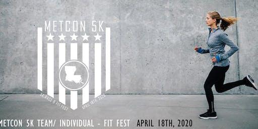 METCON 5K & FIT FEST