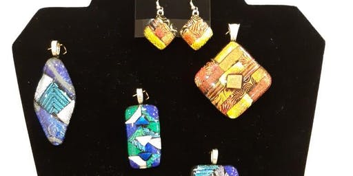 Fused Glass Pendant Class