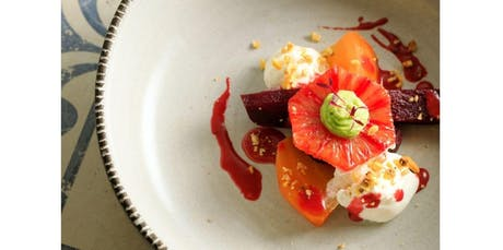 Vegetarian Valentine's Dinner: Chef Olive (Berkeley) (02-15-2020 starts at 6:30 PM) tickets