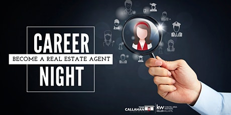 Career Night | How To Become A Licensed Real Estate Agent tickets