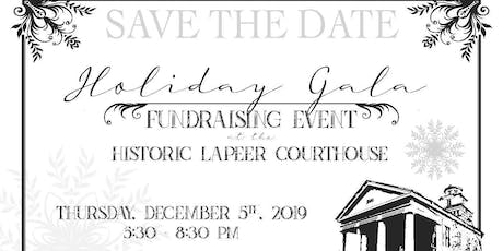 2019 Holiday at the Courthouse Gala tickets