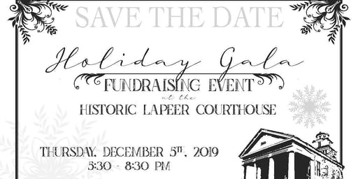 2019 Holiday at the Courthouse Gala