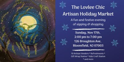 The Lovlee Chic Artisan Holiday Market