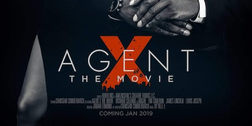 AGENT X THE MOVIE RED CARPET SCREENING TAMPA FEAT. THE PACT