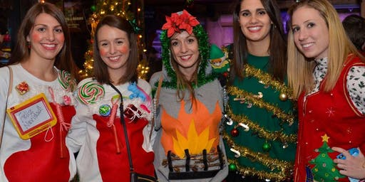 Ugly Sweater Pub Crawl Seattle