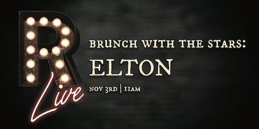 Brunch with the Stars: Elton John