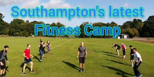 Outdoor Adventure Fitness Camp