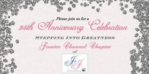 Stepping into Greatness - 25th Anniversary Celebration with Greater Channel