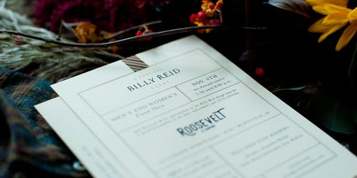 A Special Billy Reid Event at Roosevelt & Co.