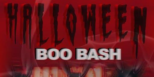Halloween BOO Bash LUXS 2019