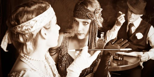 A Flapper Murder at the 1920's Speakeasy! Dinner Party!