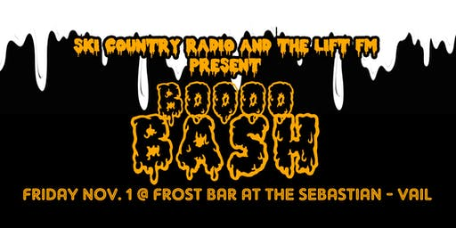 BOO Bash at Frost Bar