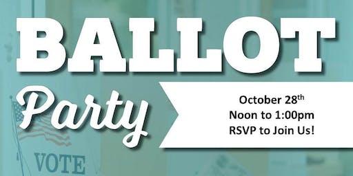 Viante/TLC Ballot Party
